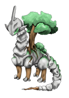 Pokemon Hybrid Onix