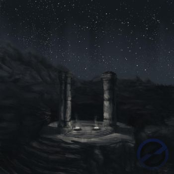 The shrine of the old Gods by ZC0re