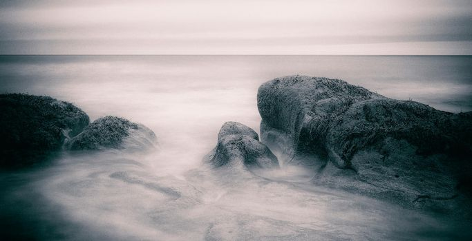 Seascape by newcastlemale