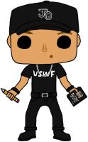 James Gannon: Funko Pop by jamesgannon