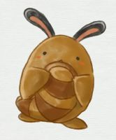You caught a Bashful Sentret