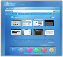 Glowz V2 - 6 Color Pack by Stamga
