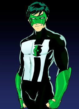 Kyle Rayner by Xtophe