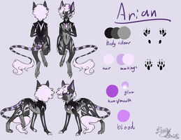 Arian ref by SketchiiBeats