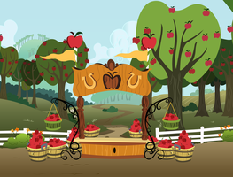 Apple stand by Evilbob0