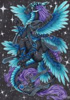 The Star Maker by DeathTheDragon