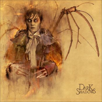 Barnabas Collins - Vampyre by jimkilroy