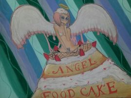 Angel Food Cake by thesmashdoctor
