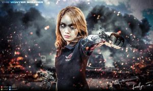 WINTER SOLDIER by LorelynF
