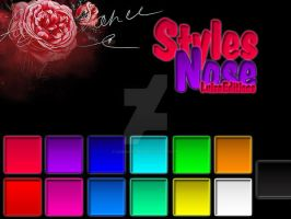 ~Styles Nose~ by LuizaEditions