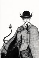 The Devil wears Galliano by m-aruka