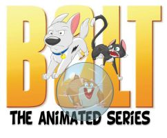 BOLT: the animated series by N8KELLY