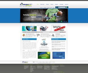 ASSET Technology Group by alaaeldin