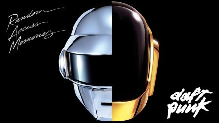 DaftPunk Wallpaper by BLGraphical