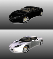 Lotus Evora Download by SirKnightThomas