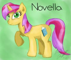 Novella Paperback by bookxworm89