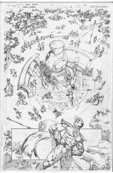GreenLantern#12 page#17 by pansica