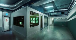 Sector A Security by SalvadorTrakal