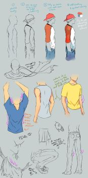 Clothing Tutorial by chi-u