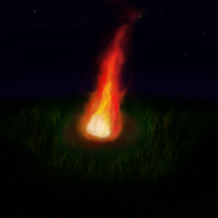 My First Airbrush - Fire by Tukotih