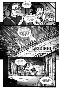 Lascaux Bridge (Page 1) by Del-Borovic