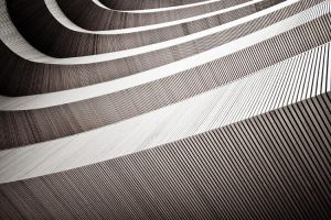 wooden curves no.5 by herbstkind