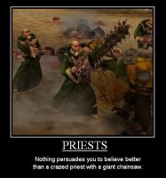 Priests by NavalAce