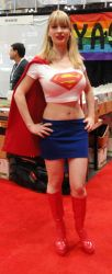 NYCC'12 Supergirl by zer0guard