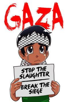 Stop the Slaughter by Nayzak