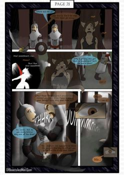 Of Beasts and Men - Chapter 1 - Page 21 by RearmedDreamer