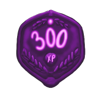 300 XP by ReapersSpeciesHub