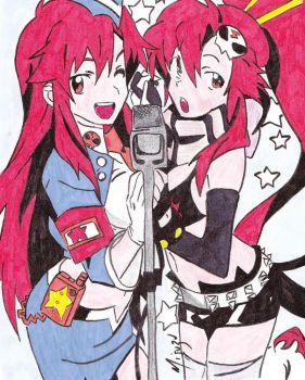 [Kirameki Box] Yoko Littner and... Yoko ! by CaptainMisuzu