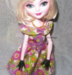 Custom Doll Outfit for Ever After High Dolls by TorresDesigns