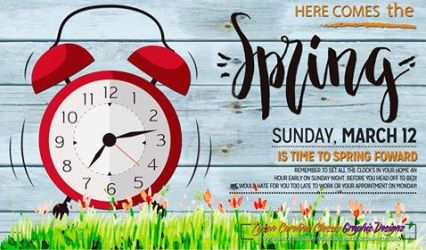 TCCGD SPRING FORWARD by TysonIsTyson