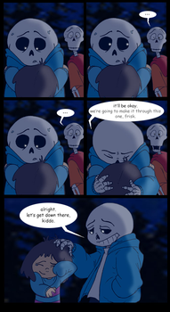 DeeperDown Page Twenty-Three by Zeragii