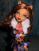 Clawdeen-Cutie by Hollena