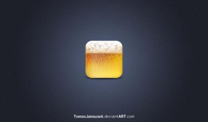 Beer icon by TomasJanousek