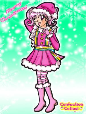 Merry Christmas from Confectionist Rose 2014 by Magical-Mama