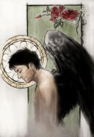 The Angel of Solitude by Ruda13