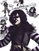 Laughing Jack: The Creepypasta Clown by TheFuzzy27