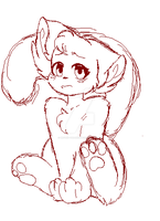 CANCELLED YCH | Shy lil one by moved-thanks