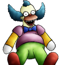 Krusty Plush by iceiwynd