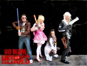 No More Heroes-Akon 19 by jac