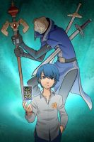 Marth's Persona by GuilhermeRM