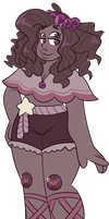 add-on - star smoky quartz by sakurablitz