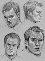 Ianto sketches page 1 by Threnody2