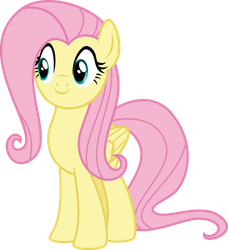 Interested Fluttershy by Osipush