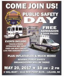 Leland Fire/Rescue Flyer by simplemanAT