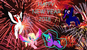 Happy New Year by FireRikuri