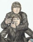 Lennon's hostage by gagambo